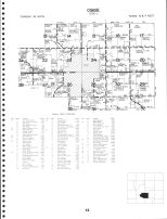 Code L - Osage Township, Mitchell County 1977
